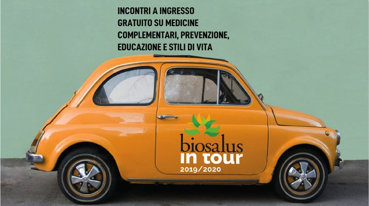 Biosalus in Tour 2019