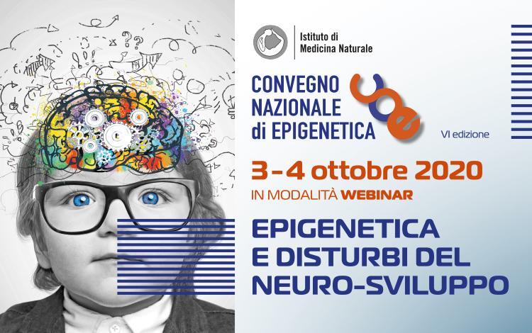 Convegno Nazionale di Epigenetica
