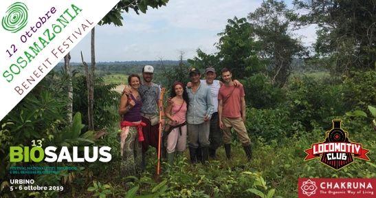 progetto amazonia