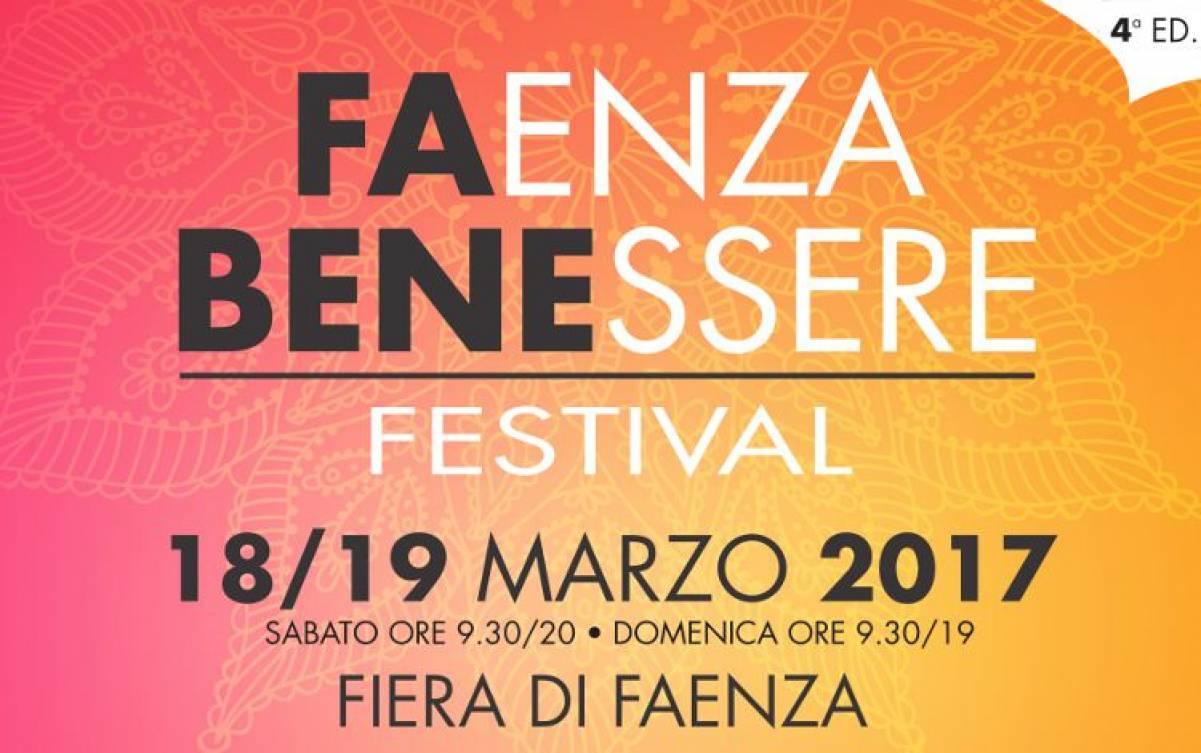Quattro anni di Benessere con il Faenza Benessere Festival!