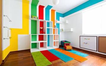 Che colore scegliere per la cameretta dei bambini?