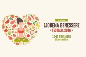 """In arrivo a Modena Fiere """"Modena Benessere Festival"""""""