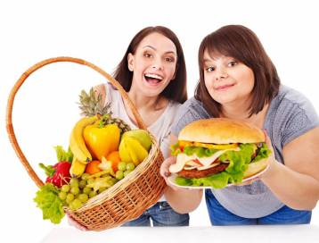 Un Semplice schema nutrizionale