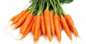 La regina dell'orto... la carota!