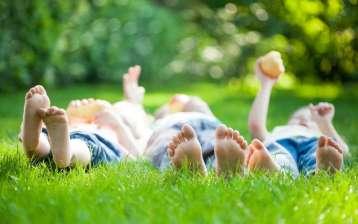 3 Strategie per tenere in equilibrio il Sistema Immunitario del bambino