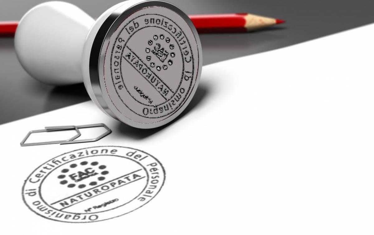 """Naturopata certificato da ACCREDIA, una garanzia di professionalità per il """"consumatore"""""""