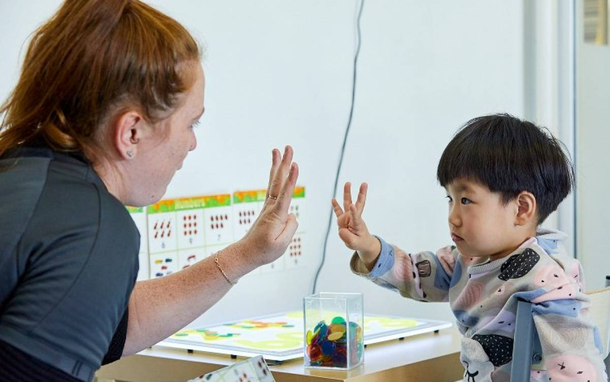 Il paradosso dell'intelligenza numerica nei bambini