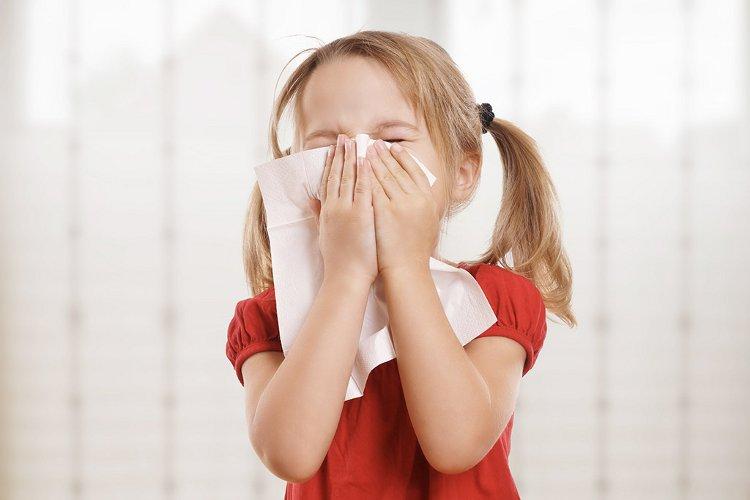 Infezioni respiratorie e allergie nei bambini