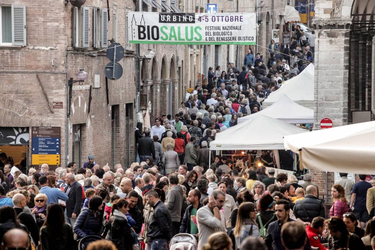 Biosalus 2016 - Festival Nazionale del Biologico e del Benessere Olistico