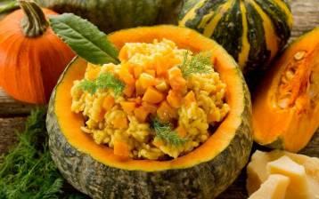 Zucca: non solo da decorare per Halloween ma anche da gustare