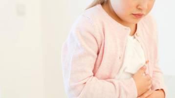 Mal di pancia ricorrente nei bambini